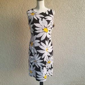 🌼Ronni Nicole🌼 Midi Daisy Print Dress